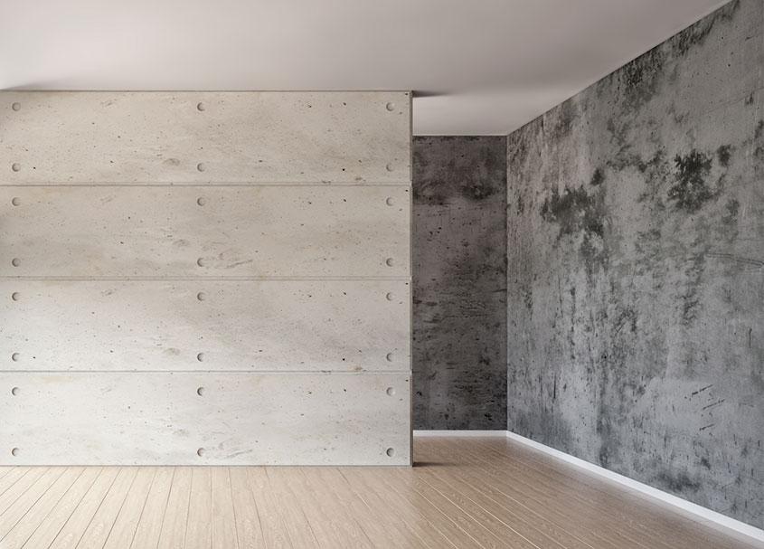 Kreative Wandgestaltung von Malermeister Fulda